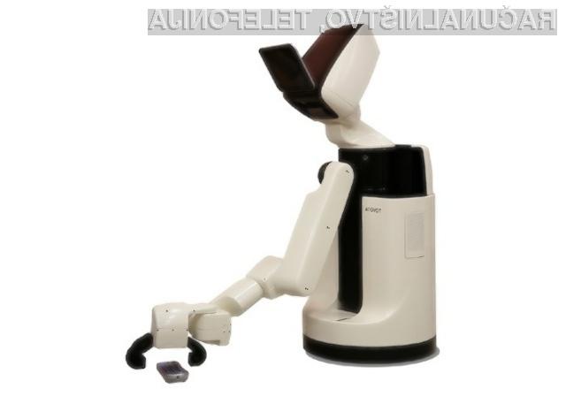 Human Support Robot bo invalidom omogočil povsem normalno življenje.