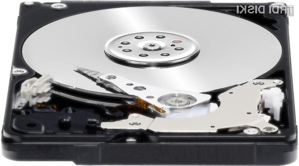 Trdi diski postajajo iz leta v leto tanjši!