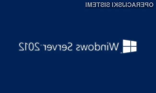 Vsem zainteresiranim je od danes naprej dostopna preizkusna različica operacijskega sistema Windows Server 2012.