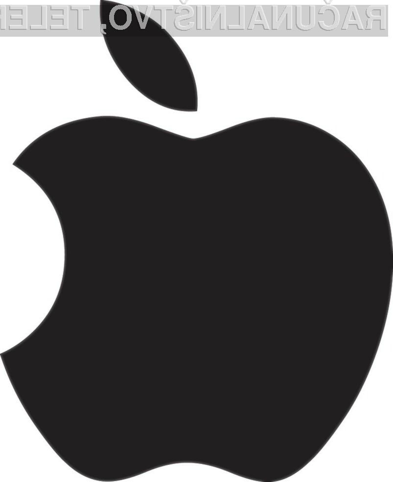 Vodilnim v podjetju Apple se ob pogledu na lestvico zagotovo prikrade nasmeh na usta.