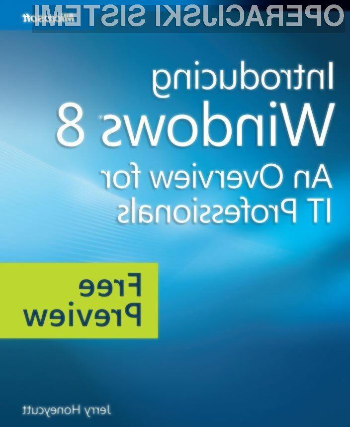 Vse novosti operacijskega sistema Windows 8 zbrane na enem mestu!