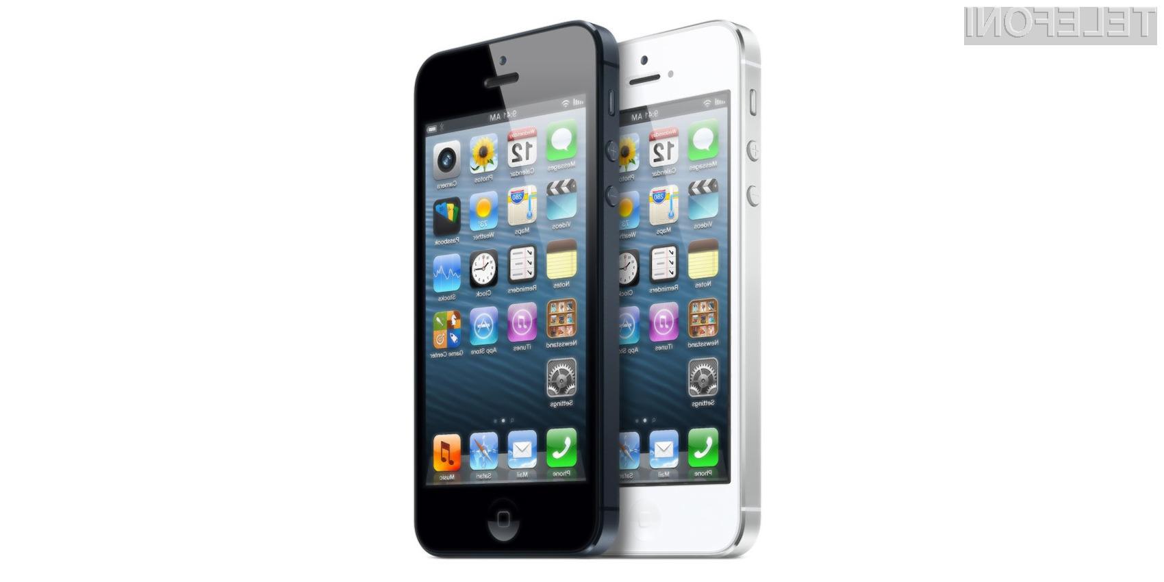 Upočasnjena proizvodnja iPhona 5
