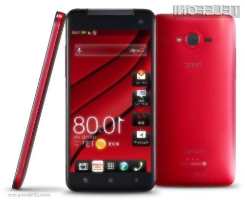 HTC J Butterfly je mobilnik, ki nikogar ne bo pustil hladnega!