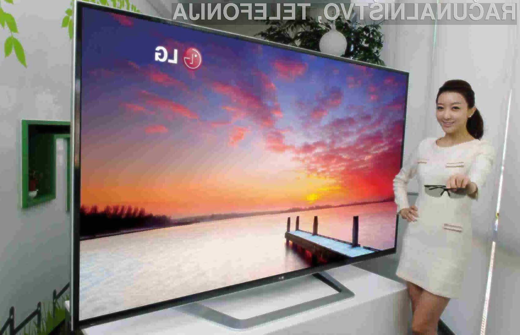 Vsi televizorji z ločljivostjo večjo od 3.840 x 2.160 slikovnih točk bodo odslej opremljeni z oznako Ultra HD