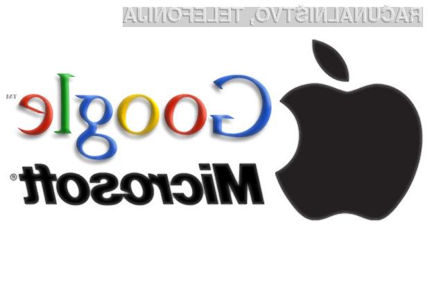 Poti do uspeha nekaterih največjih IT podjetij so si precej različne.