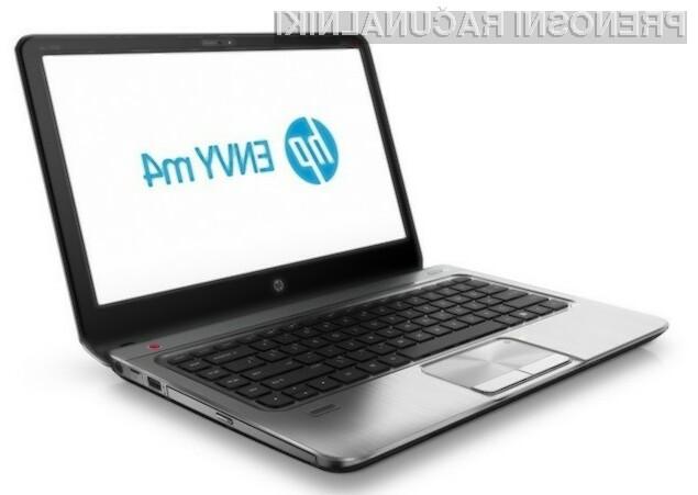 Poleg elegantnega ohišja se bo lahko HP-jev Envy m4 pohvalil s precej zmogljivo strojno opremo.
