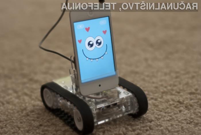 Romo 2.0 bo vaš iPhone spremenil v čisto pravega robota.