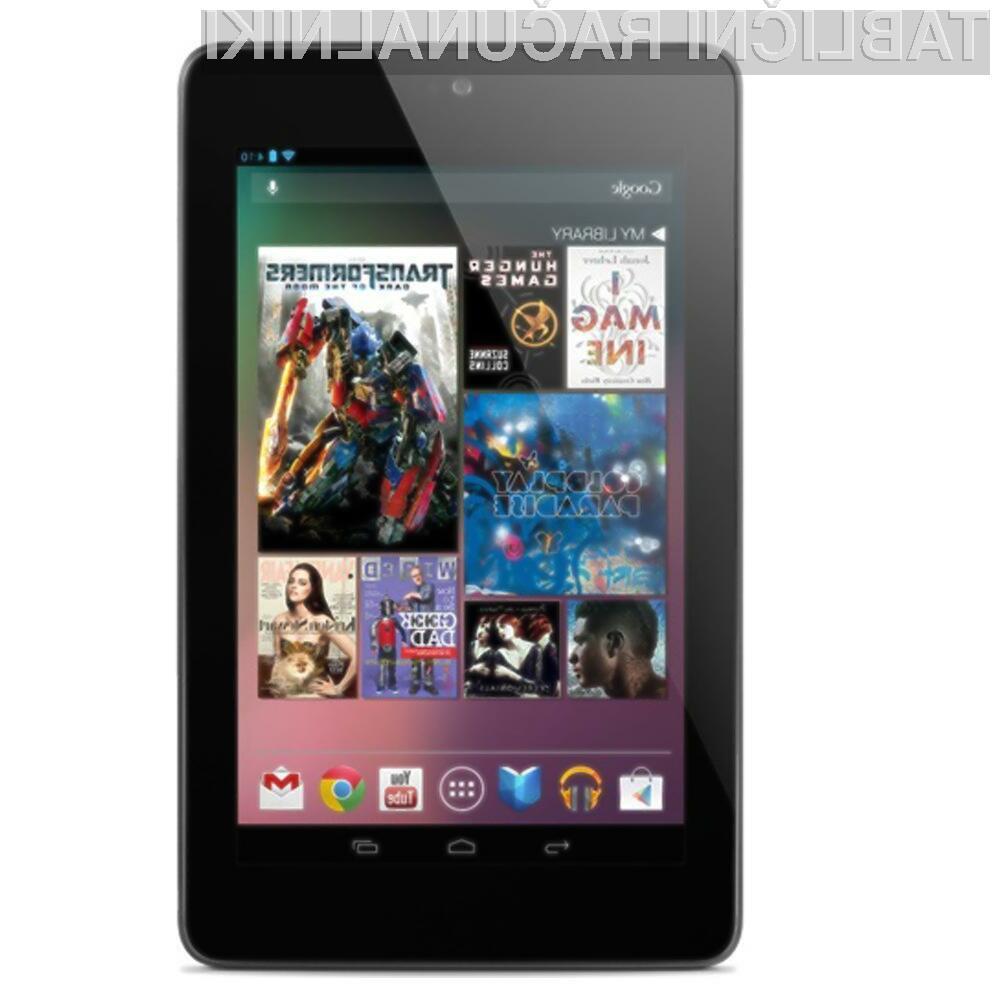 Se boste odločili za nakup nove tablice Google Nexus 7?