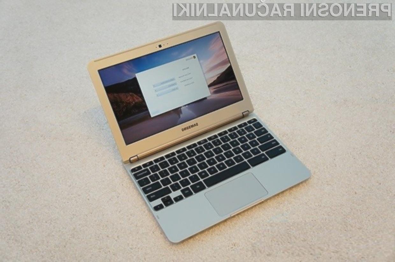 Prenovljeni Samsung Chromebook navdušuje v vseh pogledih!
