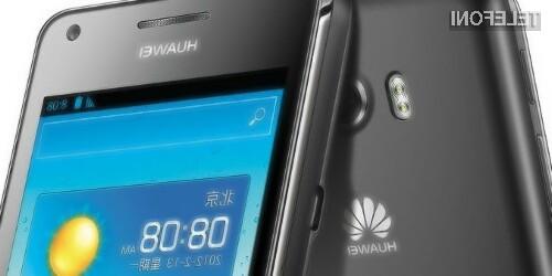 Novi »phablet« podjetja Huawei naj bi bil dih jemajoč!