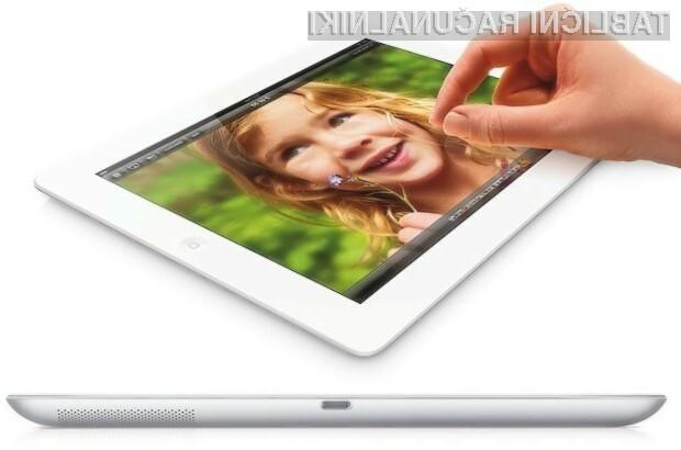 Novi iPad je kar dvakrat zmogljivejši od predhodnika!