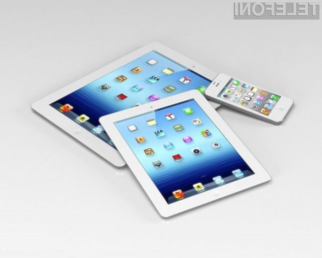 Če najstnik z ZDA nima iPada ali iPhona ni več »kul«.