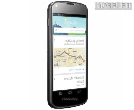 Google naj bi pod svojo blagovno znamko tržil le Nexus 4 podjetja LG Electronics.