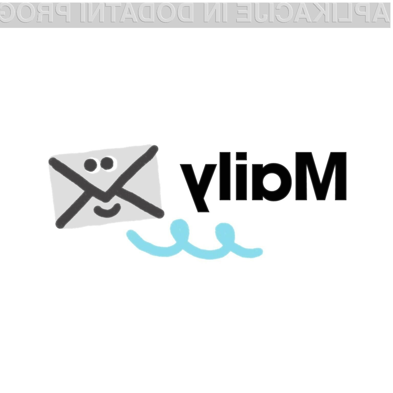 Maily je aplikacija, ki bo otrokom olajšala komunikacijo preko elektronske pošte.