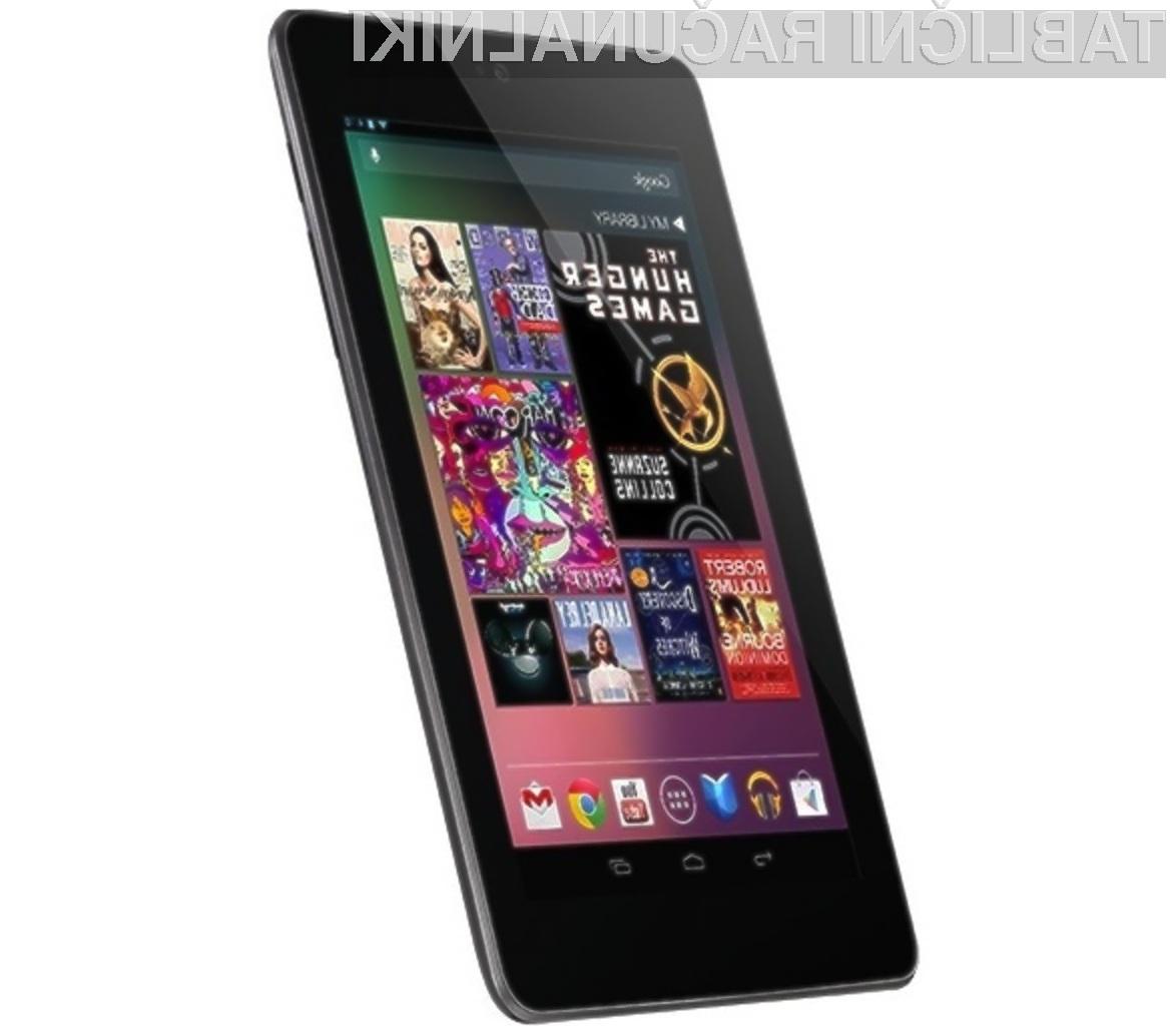 Tablični računalnik Nexus 10 naj bi bil pisan na kožo zahtevnejšim uporabnikom.