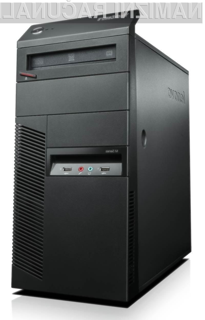 Računalniki iz družine ThinkCentre M78 se lahko pohvalijo s številnimi naprednimi tehnologijami.