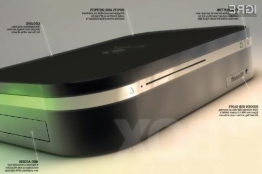 Oblika ohišja igralne konzole Xbox 720 bo nadvse inovativna!