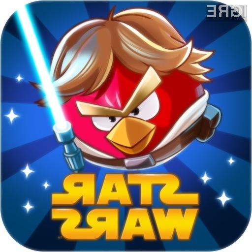 Računalniška igra Angry Birds: Star Wars je požela že veliko pozitivnih kritik!