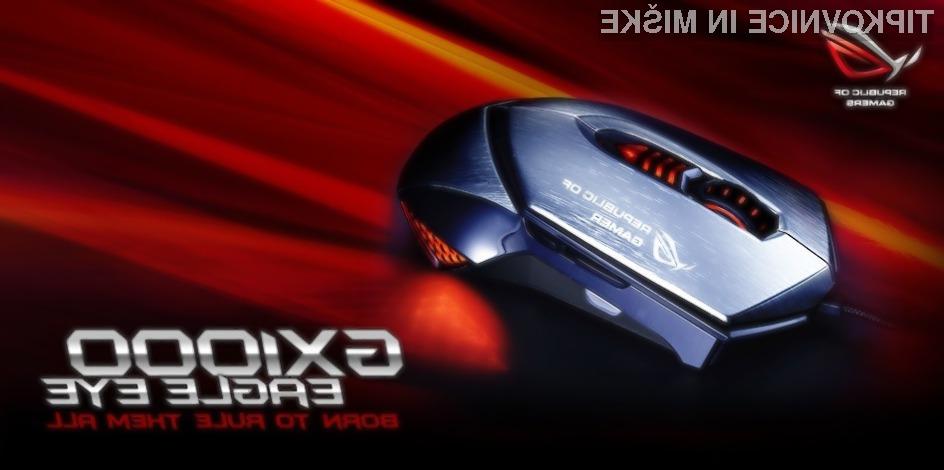 Nov vladar med miškami je Asusov ROG GX1000.
