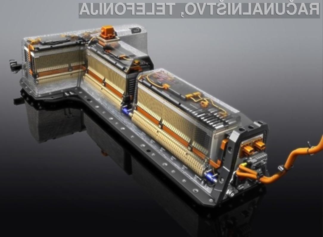 Odslužene baterije električnih avtomobilov so še vedno uporabne!