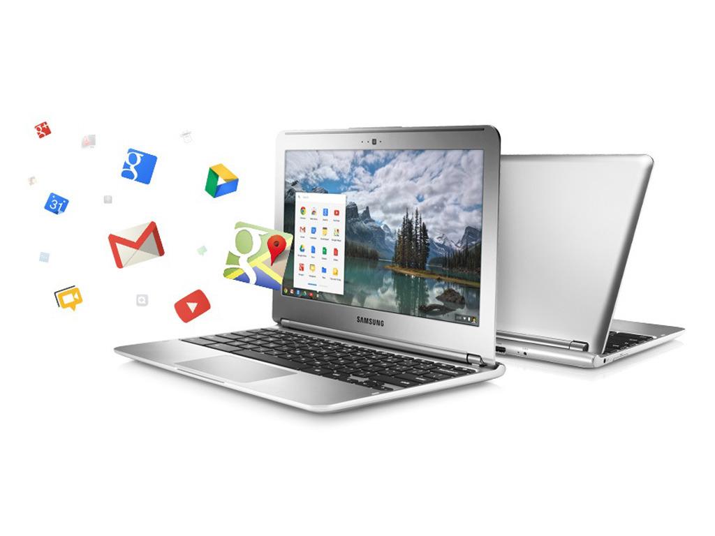 Nov Googlov Chromebook se bo lahko pohvalil z na dotik občutljivim zaslonom.
