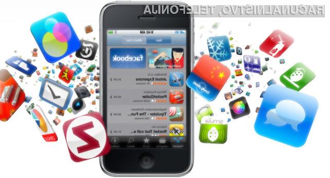 Mobilne aplikacije postajajo ogromna digitalna industrija.