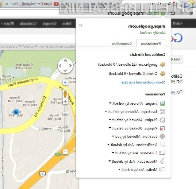 Google Chrome 23 navdušuje v vseh pogledih!