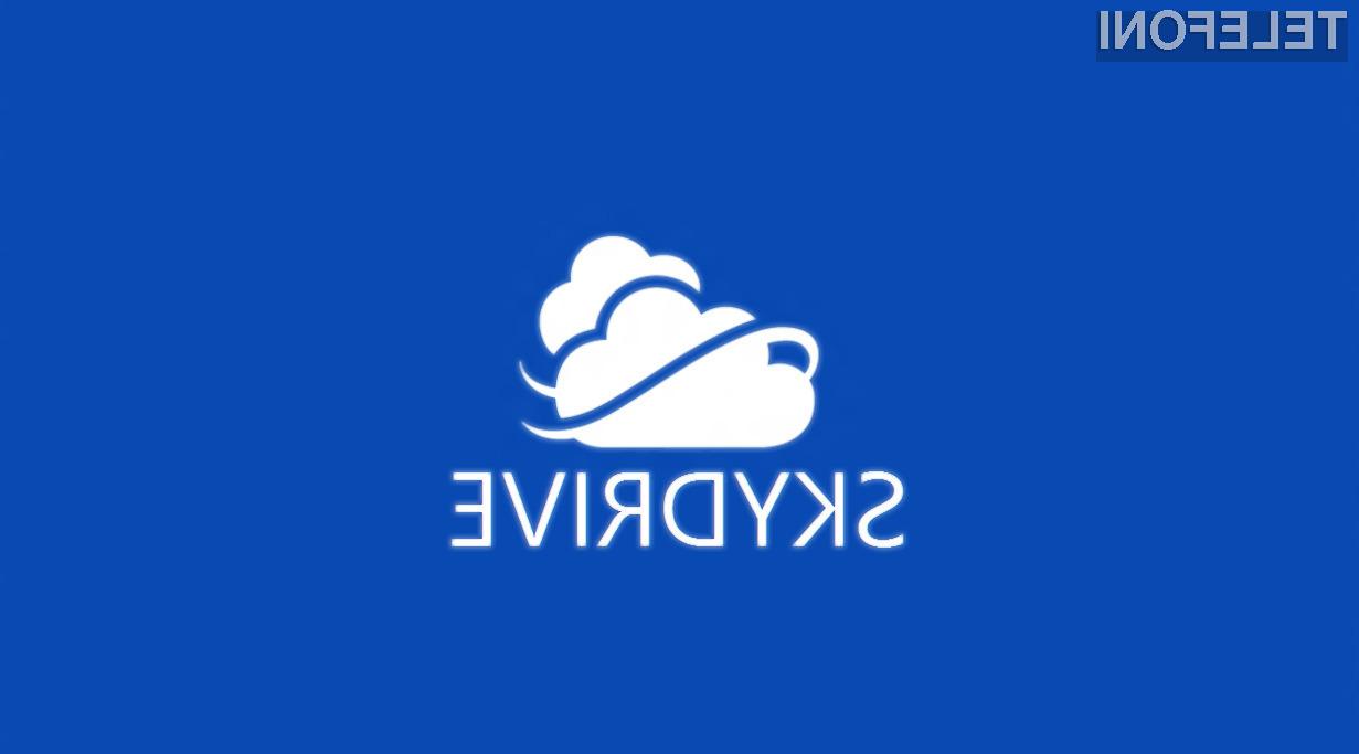 Microsoftova storitev Skydrive bo odslej omogočala selektivno sinhronizacijo podatkov.
