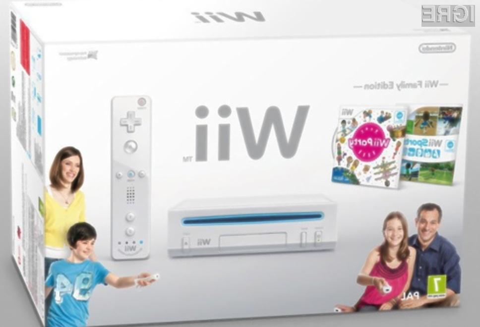 Igralna konzola Wii Mini naj bi bila cenovno precej ugodnejša od konzole Wii U.