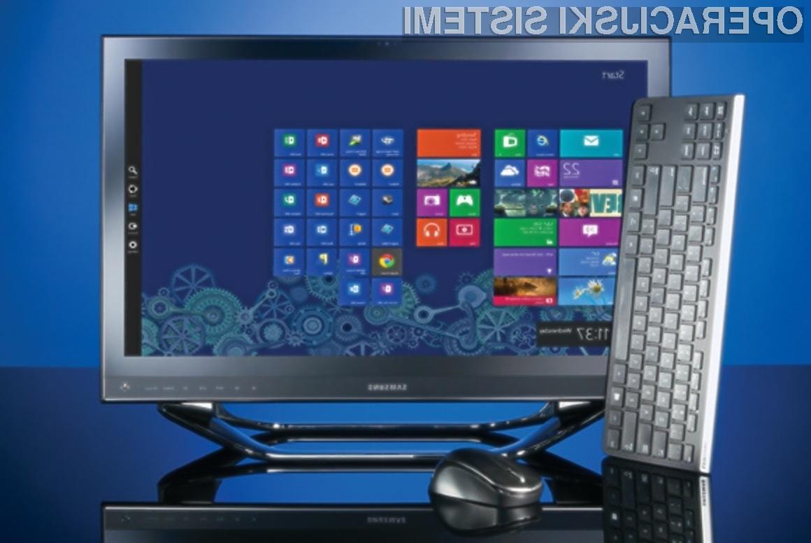 Trgovci za slabo prodajo računalnikov z Windowsi 8 krivijo predvsem njihove proizvajalce.
