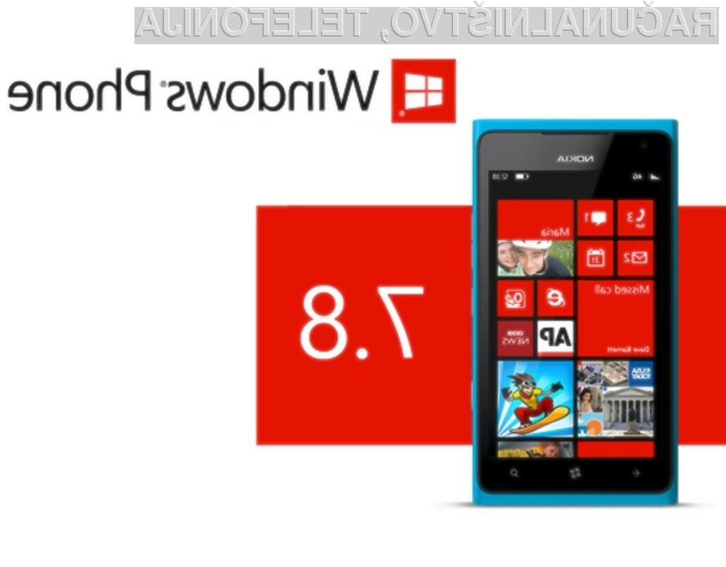 Windows Phone 7.8 bo izboljšal izkušnjo uporabe starejših mobilnikov Windows Phone.
