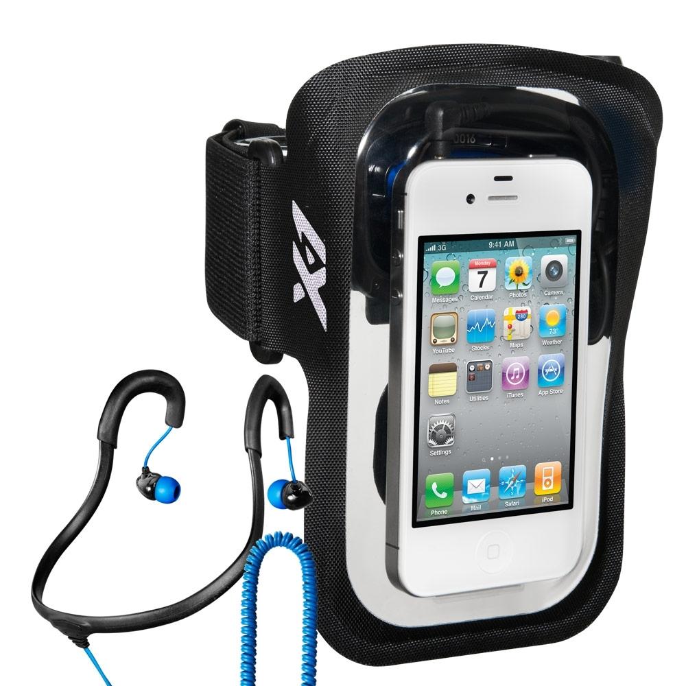 Pametni telefoni so postali nepogrešljiv pripomoček številnih tekačev in kolesarjev.