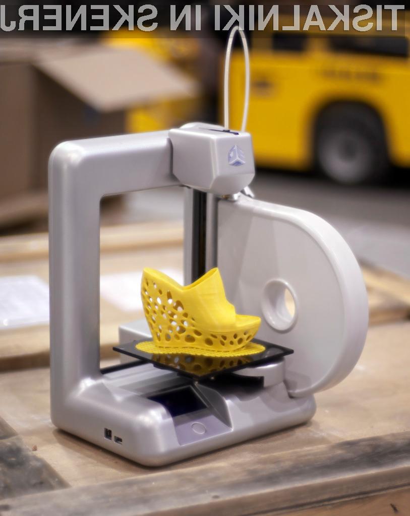 3D tiskalniki bodo pomembnejši od Interneta