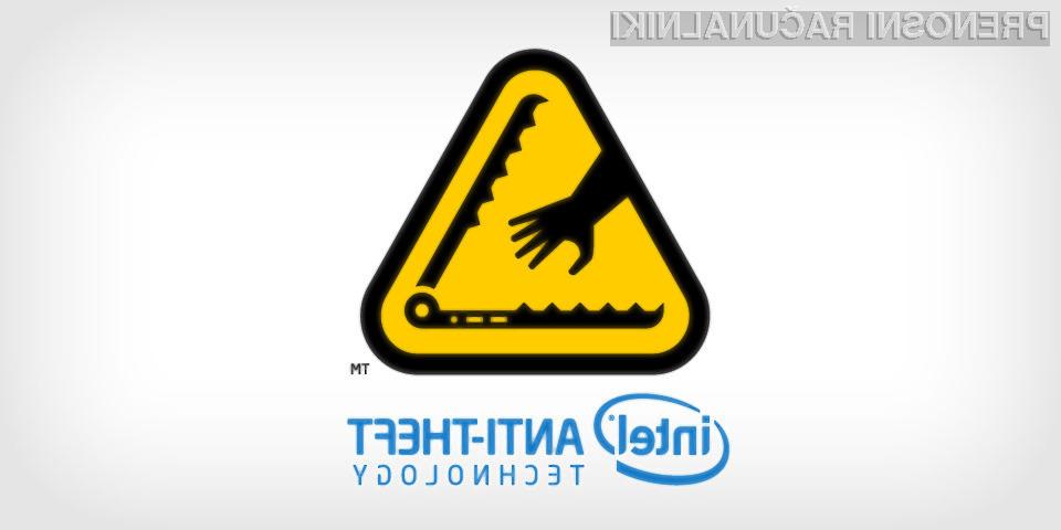 McAfee in Intel sta predstavila napredno tehnologijo za zaščito ultra prenosnikov.
