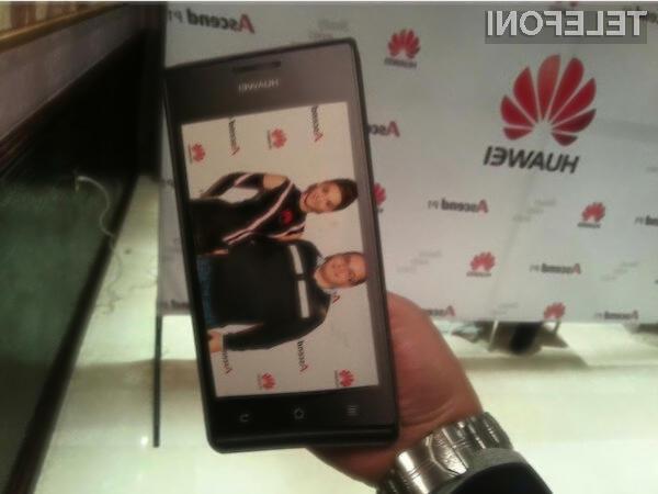 Huawei s kar 8,5-palčnim mobilnikom