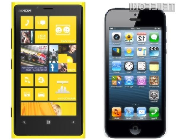Na Nizozemskem so prednaročila za Nokio Lumia 920 presegla celo prednaročila Applovega iPhona 5.