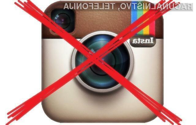 Instagram je preteklost!