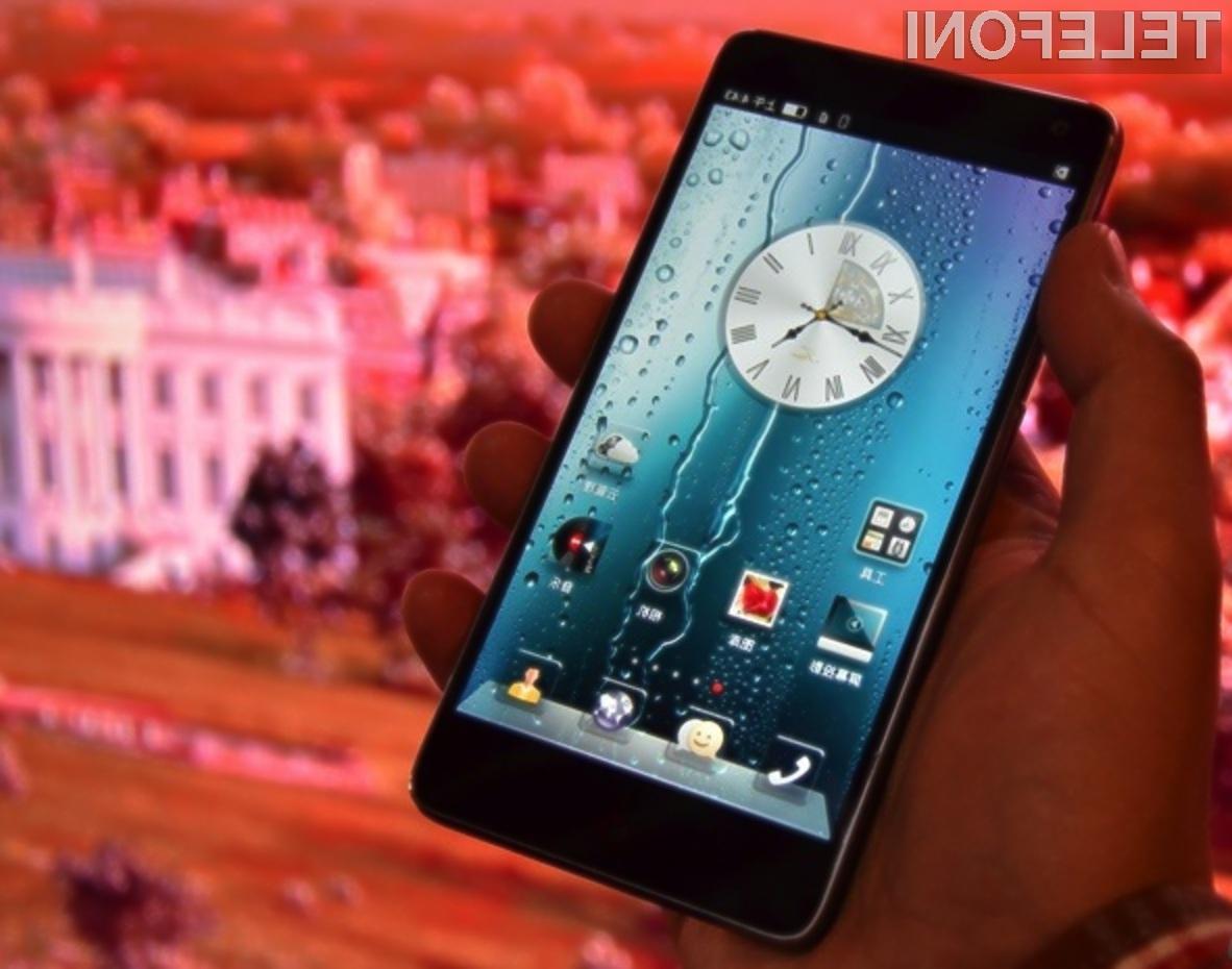 Pametni mobilni telefon Nubia Z5 združuje izjemno zmogljivost, elegantno obliko in vrhunsko kakovost.