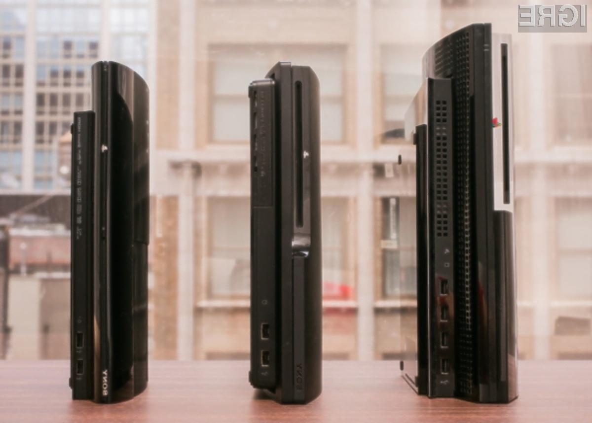 Igralna konzola Sony PlayStation 4 naj bi bila strah in trepet konkurence!