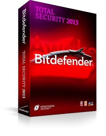 Bitdefender Total security 2013 poskrbi za varnost tudi ob kraji računalnika.