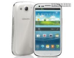 Pametni mobilni telefoni Samsung se iz leta v leto bolje prodajajo!