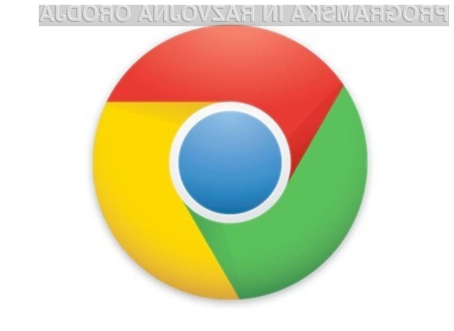 S spletnim brskalnikom Google Chrome 25 so naša iskanja na svetovnem spletu varna pred radovednimi pogledi.