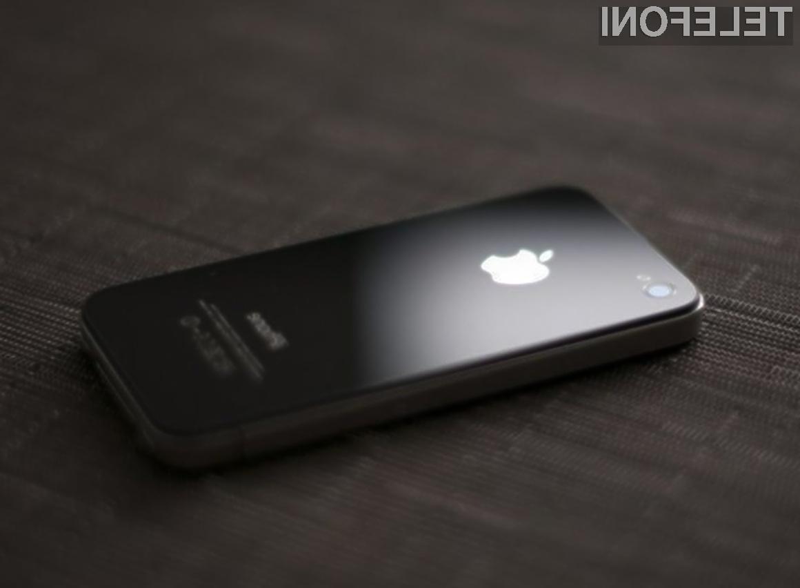 Cenejši Applov mobilnik iPhone naj bi bil opremljen z ohišjem iz plastike.