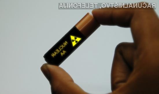 Je prva baterija na jedrski pogon zgolj dobro zastavljena goljufija?