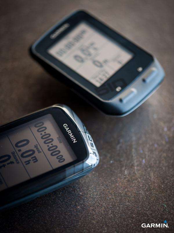 Edge 810 in Edge 510 ter aplikacija Garmin Connect Mobile