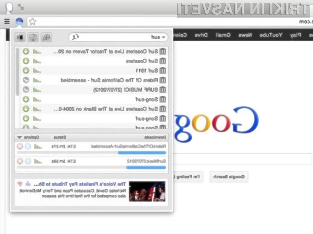 Iskanje, prenašanje in predvajanje Torrent datotek še nikoli ni bilo enostavnejše!