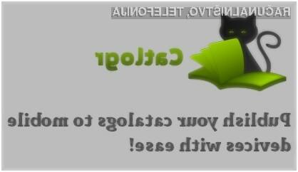 Catlogr: aplikacija za distribucijo PDF gradiv na mobilne naprave (1/2)