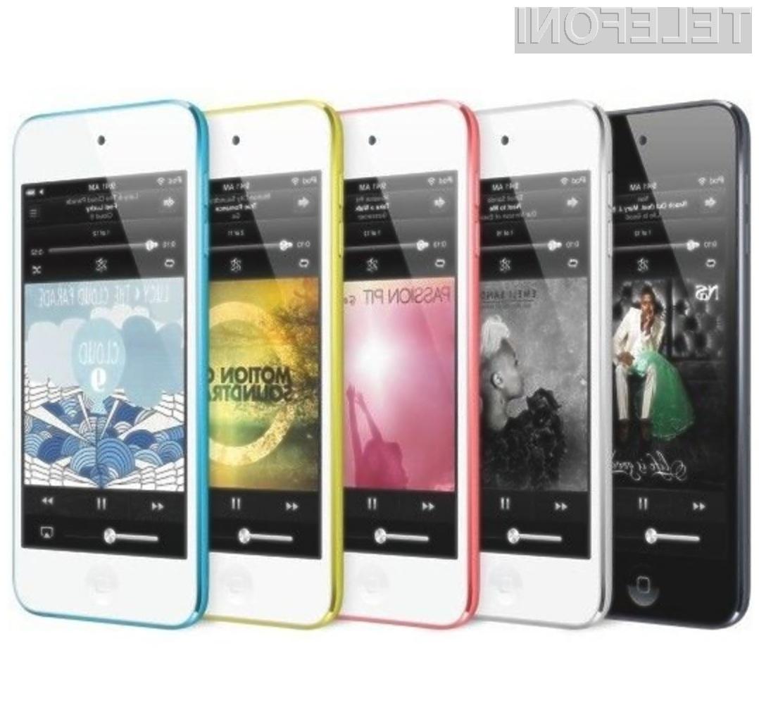 Cenejši Applov mobilnik iPhone naj bi bil opremljen z ohišjem iz plastike, ki bo na voljo v kar šestih barvnih odtenkih.