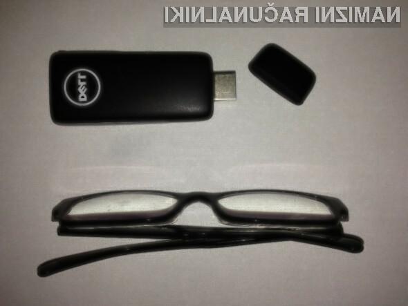 Dellov miniaturni računalnik bo kot nalašč za enostavnejši oddaljeni dostop do operacijskih sistemov Windows, Mac OS in Google Chrome OS.