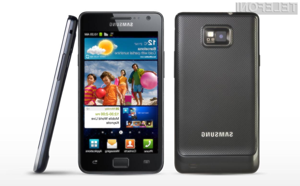 Android 4.2 prihaja na Galaxy S II po več kot pol leta od njegovega izida.